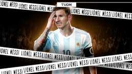 La Copa America 2015, una derrota más para Leo Messi