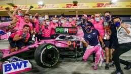 Checo Pérez, el mejor mexicano histórico en el campeonato de la F1