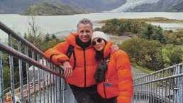 Con Permiso: Alexis Ayala presume su amor en el Polo Norte