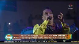 Así será el primer aniversario luctuoso de Juan Gabriel