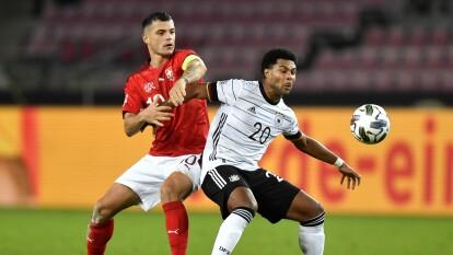 Alemania y Suiza repartieron puntos en la UEFA NL | Con gol de Gnabry, los germanos rescataron un punto en la cuarta fecha de la competición europea.