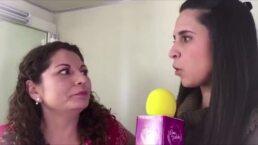 ENTREVISTA: Aleyda Gallardo habla sobre los problemas de su hija por callar