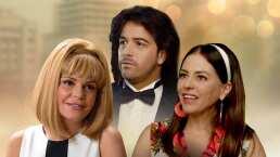 """""""No hagas esperar a tu nueva adquisición"""": Silvia y Livia pelean por el mismo hombre en 'Silvia Pinal Frente a ti'"""