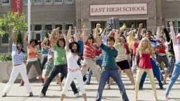 Recrean icónicas escenas de High School Musical en una escuela