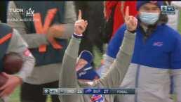 Bills regresa al triunfo en un juego de playoffs después de 25 años