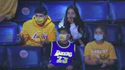Los Lakers no pueden sin sus estrellas y pierden en casa