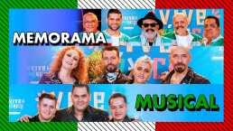Los Recoditos y Mi Banda el Mexicano dan el grito juntos y nos cantan de México, tequila y desamor