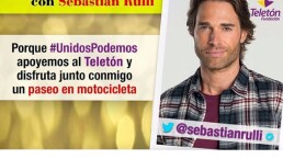 ¡Haz tu sueño realidad y pasea en moto con Sebastián Rulli!