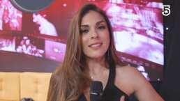 Alejandra Rivera recuerda cuando en lugar de caer de risa cayó... pero de cara