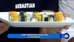 """Prepara """"Sushi casero"""""""