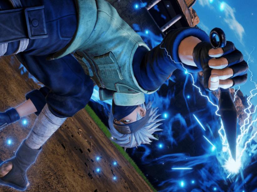Personajes de Naruto en Jump Force