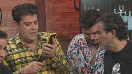 'El Burro' Van Rankin le hace broma telefónica a su pareja en 'Miembros al aire' y ella explota