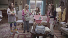¿Martina tendrá gemelos en 'Una familia de diez'? AQUÍ te traemos un adelanto de cómo se prepara en su embarazo