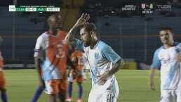 ¡Llega el 10-0! Penalti sobre Guerra y gol de Jean Márquez