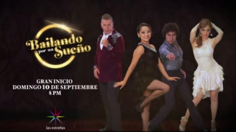 Jolette y Sergio Goyri bailarán por cumplir el sueño de sus soñadores