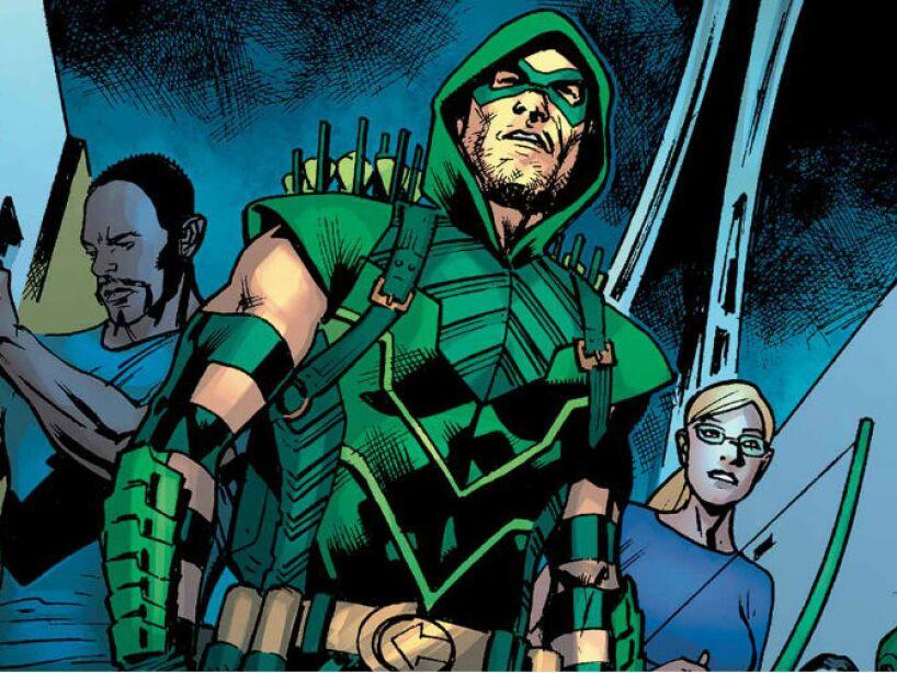 8. ARROW (Oliver Queen): Dedicar sus esfuerzos en perfeccionar sus técnicas con arco y flecha combatiendo enemigos.