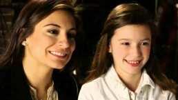 ¿Recuerdas cuándo Mía Rubín interpretó a Ana Brenda Contreras en su debut en el cine?