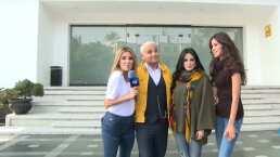 Ximena Herrera dio sorpresa a una fan
