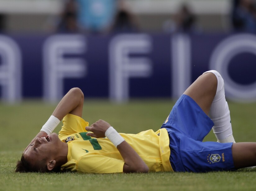 Copa America Brazil Paraguay
