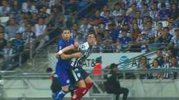 ¡Monterrey no desea recordar! El árbitro les anuló gol y penalti
