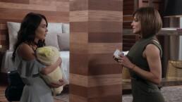 Capítulo 57: Raquel cree estar embarazada
