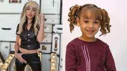 Ante 'la máquina de la verdad', Danna Paola confesó tener novio a sus 6 años.