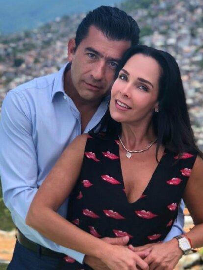 Sharis Cid y otros famosos mostraron su entereza al enfrentar la trágica y repentina muerte de sus parejas
