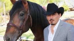 La primera caída del 2020: José Manuel Figueroa sufrió aparatoso accidente con su caballo