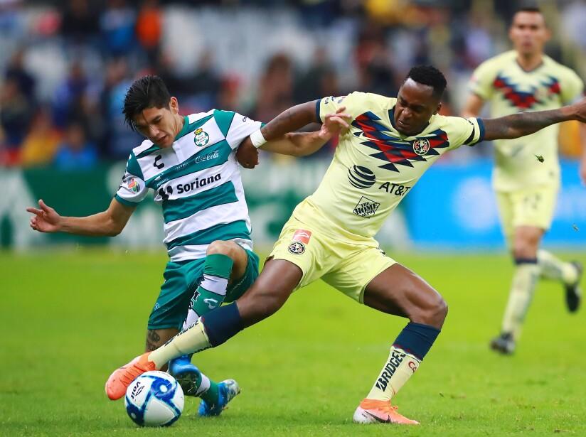 America v Santos Laguna - Torneo Apertura 2019 Liga MX