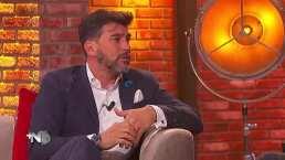 Mauricio Barcelata vivió meses en un salón de Televisa sin que nadie lo supiera