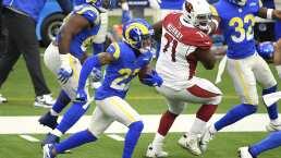 Resumen   Cardinals 7-18 Rams, uno a playoffs, otro a su casa