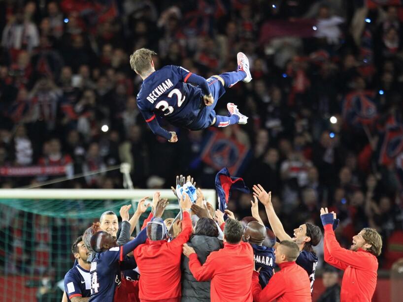 APTOPIX France Soccer