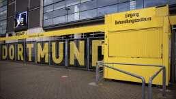 Borussia Dortmund convierte su estadio en hospital contra el coronavirus