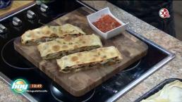 Aprende a cocinar lasaña con vegetales