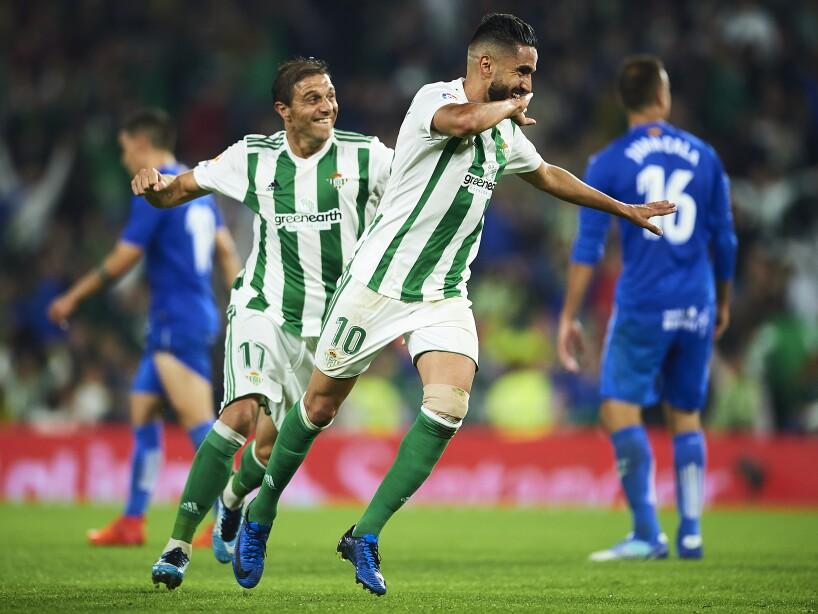 Real Betis v Getafe - La Liga