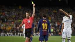 Definen árbitro para el Clásico de España