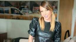 Erika Zaba presume las prendas que compró en el tianguis y se le ven increíbles