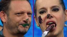 ¡Regresa Manos a la Obra y Gaby y Fastlicht terminaron comiendo pintura!