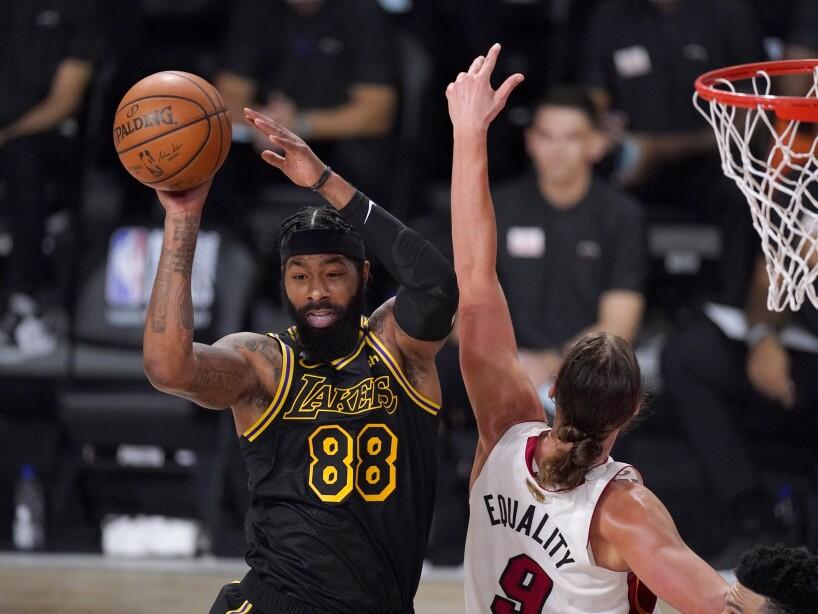 NBA Finals Heat Lakers Basketball