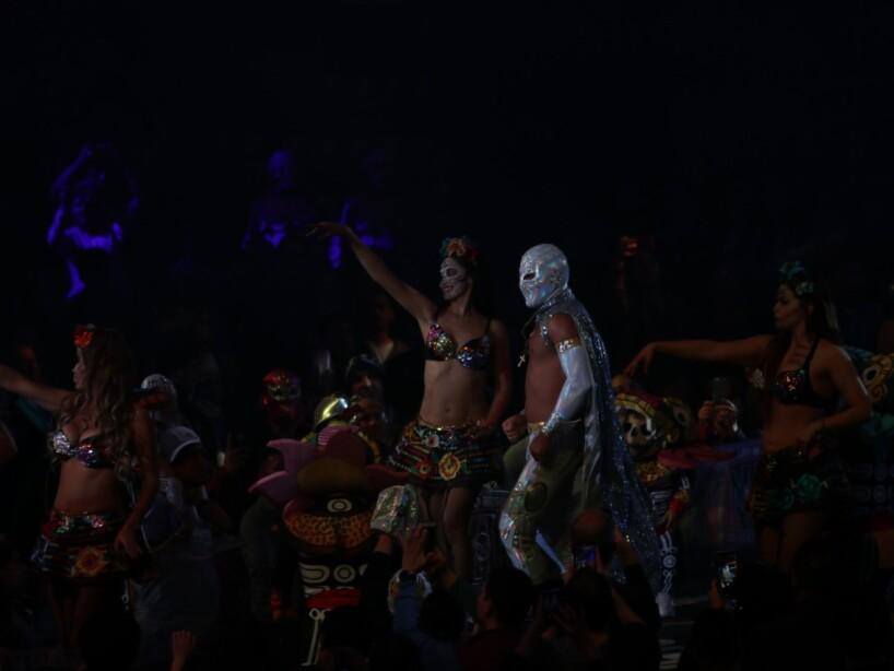 Místico y Carístico, nuevos campeones de parejas del CMLL.