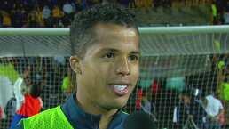 """Gio dos Santos: """"Fuimos el equipo que propuso en los dos partidos"""""""