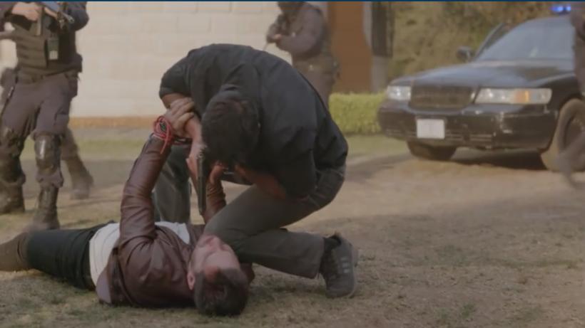 Dave arresta a John Lucio