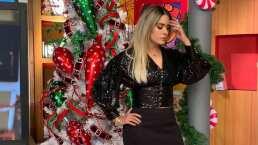 Como uno no es suficiente, Galilea Montijo se luce con dos sorprendentes árboles de Navidad en su casa