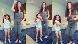 Aitana Derbez conquista con nuevo baile en Tik Tok al que le puso su propio estilo