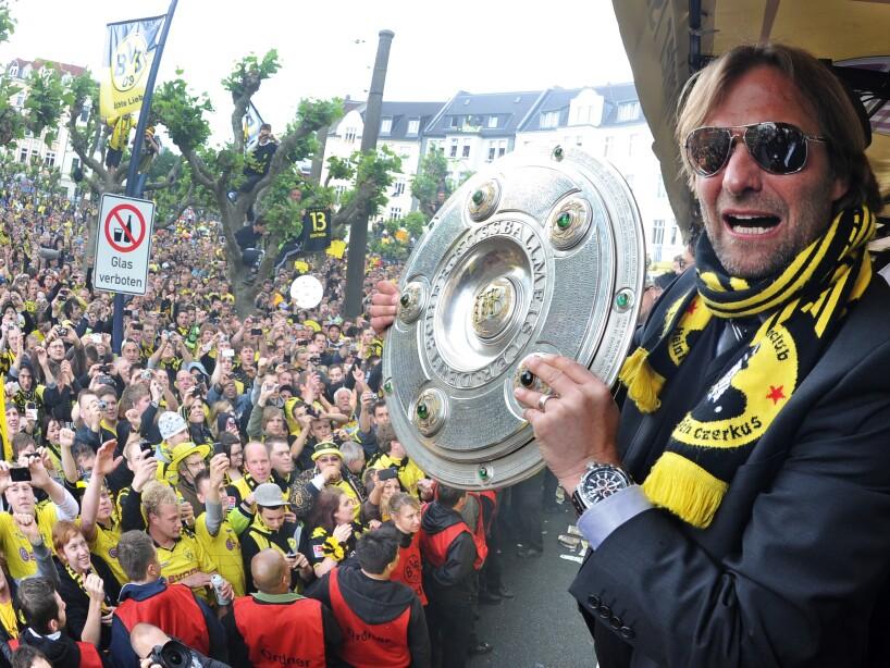 Germany Soccer Dortmund Klopp