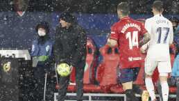 Filomena deja al Madrid varado en Pamplona