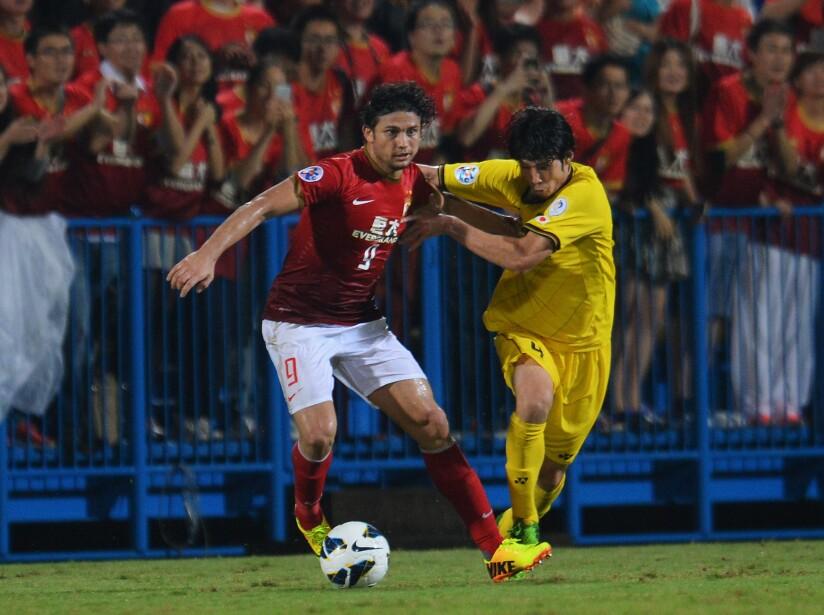 Kashiwa Reysol v Guangzhou Evergrande - AFC Champions League Semi Final 1st Leg