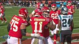 Despiertan los Chiefs y consiguen acercarse a los Panthers