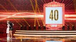 Taisia logra la máxima calificación en Pequeños Gigantes