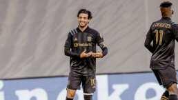 Cracklitos Vela volvió a la titularidad con gol ante Portland
